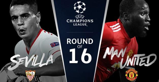 Sevilla-Manchester United Maçı Ne Zaman, Saat Kaçta, Hangi Kanalda?