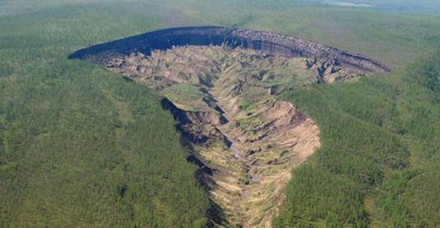 Sibirya'dan Gelen Görüntüler Korkuttu! Dünyada Neler Oluyor