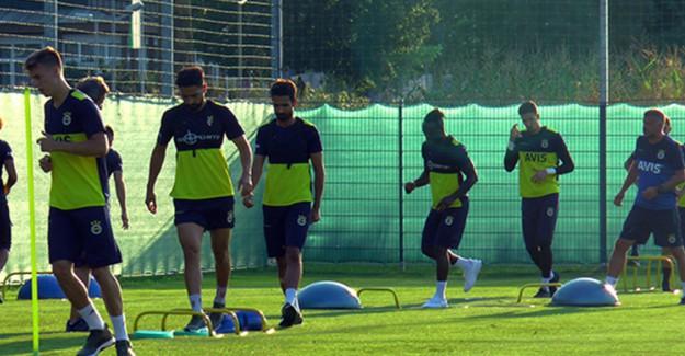 Sıcak Hava Fenerbahçe'yi Zorladı