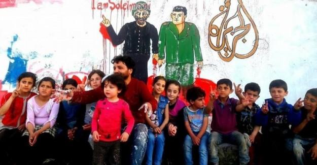 Şii Teröristlerden Suriye'de Çocuk Katliamı