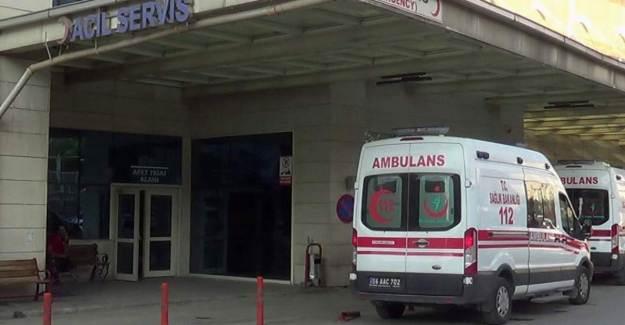 Siirt'te Sıvı Deterjan İçen 3 Yaşındaki Çocuk Hastanelik Oldu