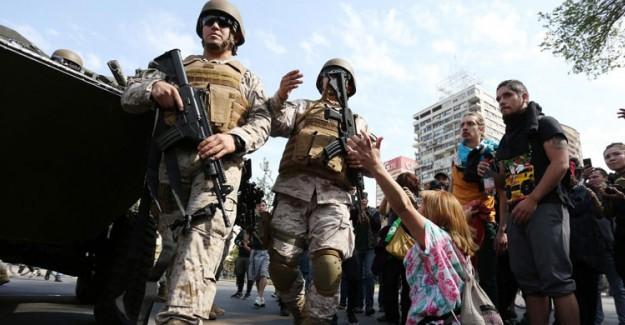 Şili'de İnsan Hakları İhlallerine 2 Bin 670 Soruşturma