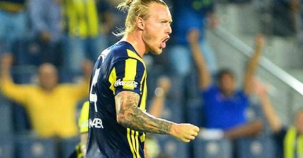 Simon Kjaer Fenerbahçe'ye Dönmeye Hazır