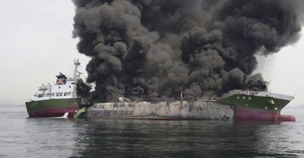 Sinop'ta Gemi Patladı! Ölü ve Yaralı Var