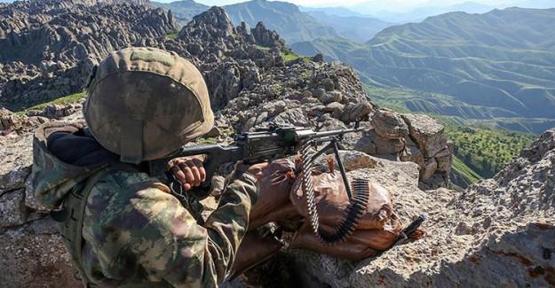 Şırnak ve Ağrı'daki Operasyonlarda 6 Terörist Etkisiz Hale Getirildi