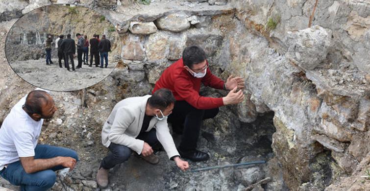 Şırnak'ta Kaplıca Restorasyonunda 5 Farklı Termal Su Kaynağı Bulundu