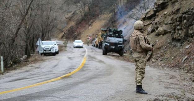 Şırnak'ta PKK Saldırısı: 2 Asker Yaralı