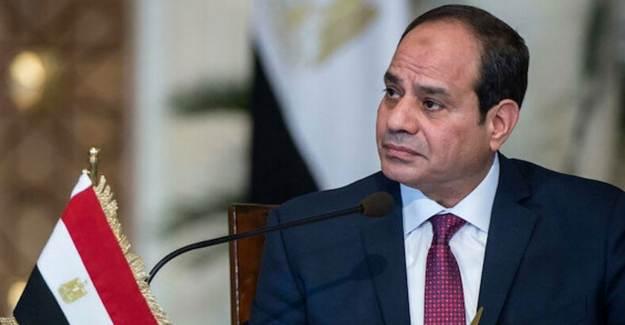 Sisi'den Mısır Medyasına Tavsiye: Erdoğan'a Saldırmayın