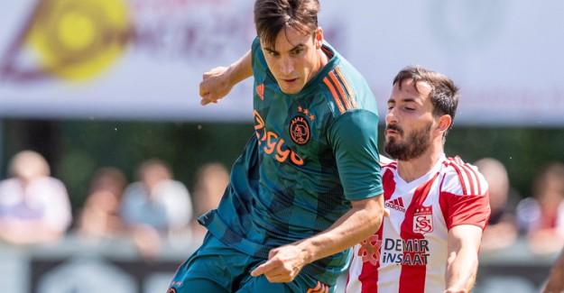 Sivasspor Ajax İle 1-1 Berabera Kaldı!