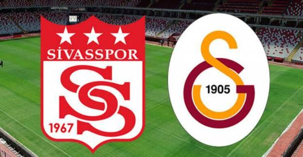 Sivasspor, Galatasaray'ı TFF'ye Şikayet Etmeye Hazırlanıyor
