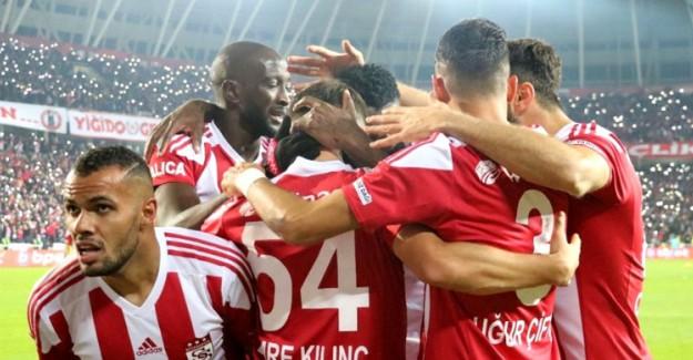Sivasspor Galibiyet Serisine Devam Etmek İstiyor