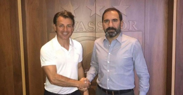 Sivasspor'da Tamer Tuna Dönemi!