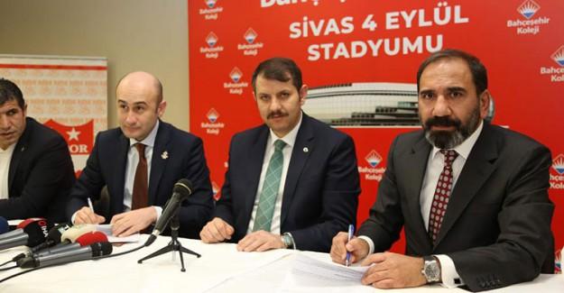 Sivasspor'dan Yeni Sponsorluk Anlaşması!