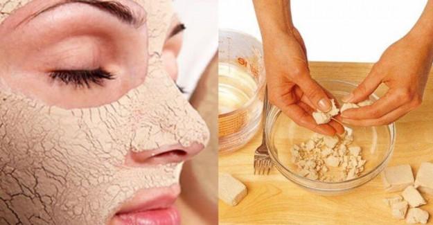 Sivilceler İçin Maske Tarifi - Maya Maskesi