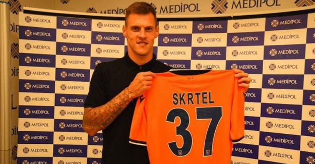 Skrtel, Başakşehir İçin Juventus'u Reddetmiş!