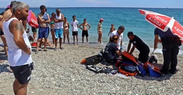 Şnorkelle Denize Giren Vatandaş Boğularak Can Verdi