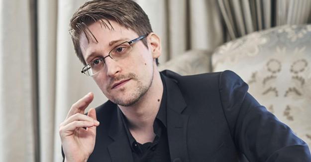 Snowden'ın Çarpıcı Kaşıkçı İddası Olay Oldu