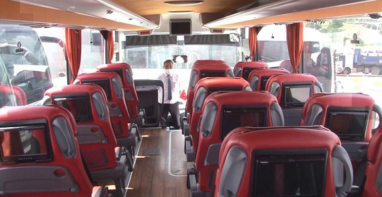 Şoför, Otobüste Unutulan 4 Bin Euroyu Sahibine Teslim Etti