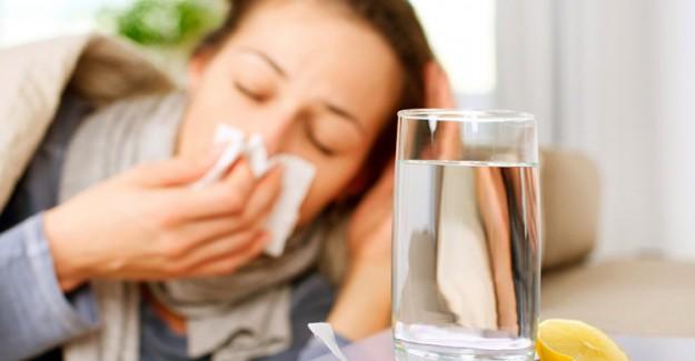 Soğuk Algınlığından Kurtulmak İçin Doğal Yöntemler