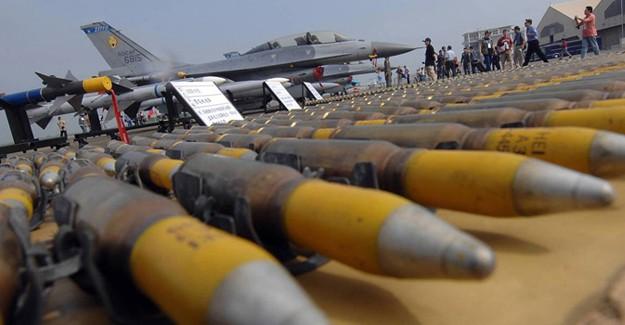 Şok Rapor! Türkiye Silah Satışlarını Artırıyor