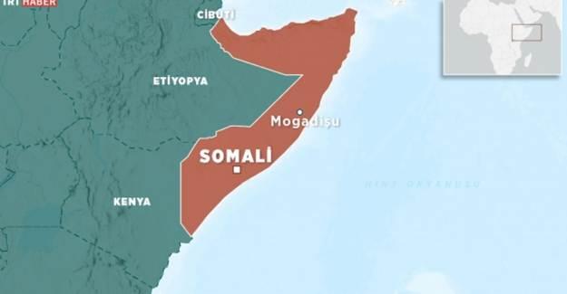 Somali'de Eş-Şebab, Askeri Üsse Saldırı Gerçekleştirdi