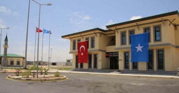 Somali'de Türk Askeri Üssüne Saldırı Girişimi!