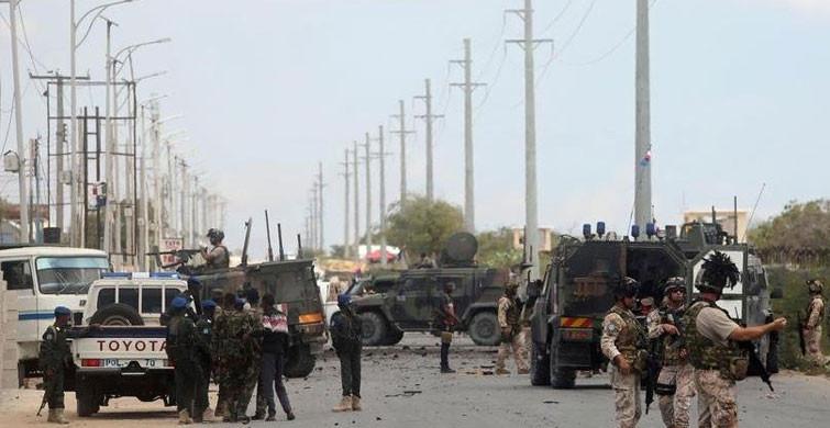 Somali'nin Başkenti Mogadişu'da Terör Saldırısı!