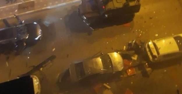 Hatay'da Polisle Çatışmaya Giren Terörist Kendini Patlattı