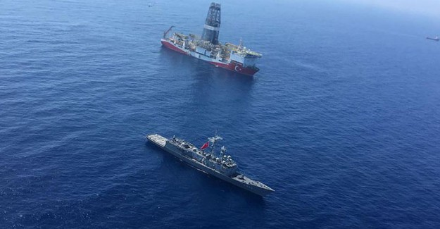 Sondaj Gemilerinin Doğu Akdeniz'deki Faaliyetleri Devam Ediyor