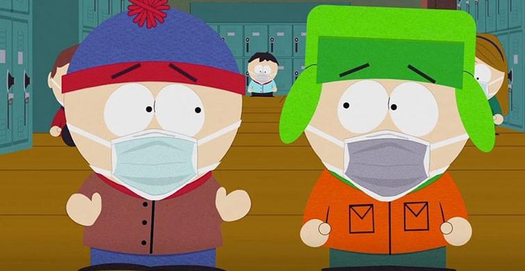 South Park'tan Koronavirüs Salgını Temalı Özel Bölüm