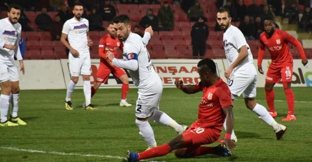 Spor Toto 1. Lig 23. Hafta: Balıkesirspor 2 - 1 Afjet Afyonspor / Maç Sonucu