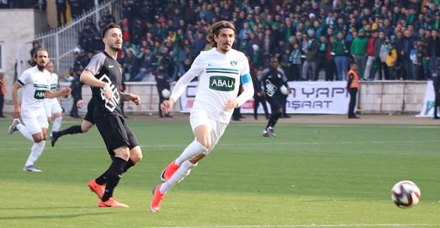 Spor Toto 1. Lig 23. Hafta: Osmanlıspor 2 - 0 Abalı Denizlispor / Maç Sonucu
