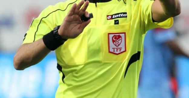 Spor Toto Süper Lig 23. Hafta Hakemleri Belli Oldu