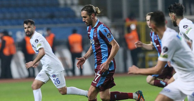 Spor Toto Süper Lig 24. Hafta: Kasımpaşa 2-2 Trabzonspor