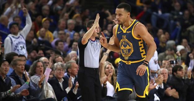Stephen Curry, Memphis Grizzlies Maçında Tarihe Geçti!