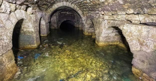 Su Altındaki Tarih Gün Yüzüne Çıkarılıyor