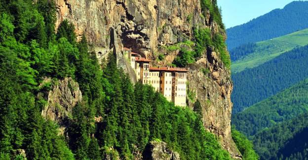 Sümela Manastırı'na Özel İnternet Sitesi