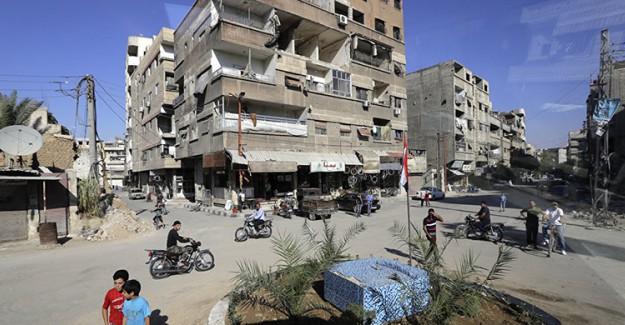 Suriye Hükümet Kuvvetleri Mayın Temizliğine Devam Ediyor