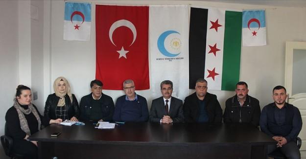 Suriye Türkmen Meclisi: Sivillerin Sığınacağı Tek Yer Türkiye'nin Sınırları