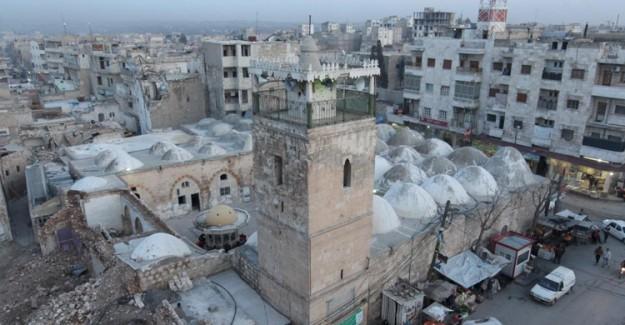 Suriye'deki El Bab Ulu Camisi Yeniden İbadete Açılacak