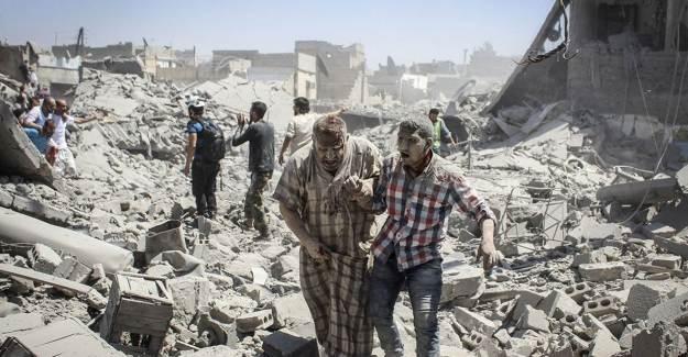 Suriye'deki Savaşın Başlangıç Yıl Dönümü
