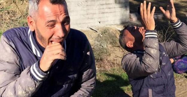 Suriyeli Babanın Yürek Yakan Dramı! İki Günde İki Evladını Kaybetti