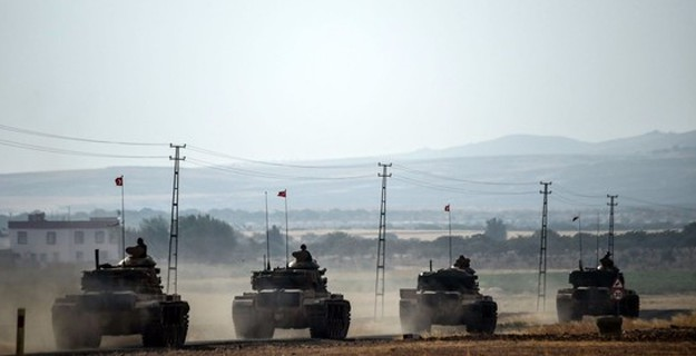 Suriye'ye Operasyon Yapılmasaydı Bunlar Olacaktı