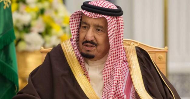 Suudi Arabistan Kralı Selman, Filistin'e ilişkin Tutumlarını Açıkladı