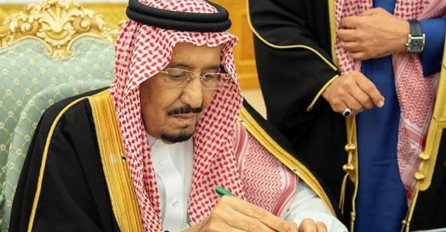Suudi Arabistan'da Bakanlıklara Yeni Atama