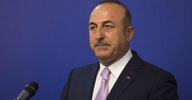 Tahran Zirvesi'nin Ardından Dışişleri Bakanı Çavuşoğlu'ndan İlk Açıklama