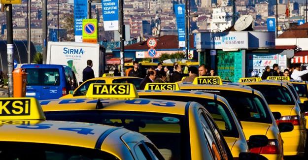 Taksiciler, Uber Sürücülerini Dövdü