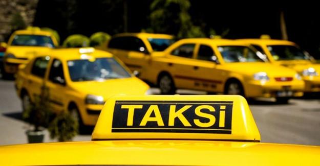 Taksilere Devrim Gibi Yenilik Geliyor