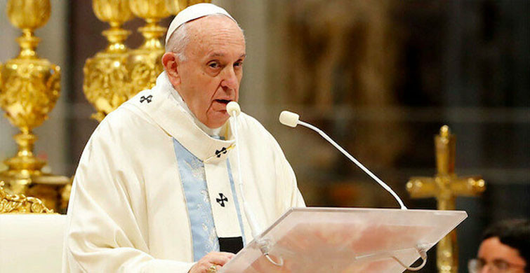 Tarihte Bir İlk! Papa Irak'a Gidecek
