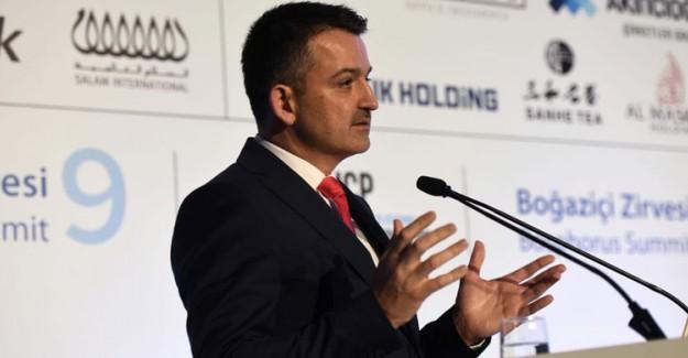 Tarım Bakanı Pakdemirli Uyardı: Açıkta Satılan Ürünlere Dikkat Edin